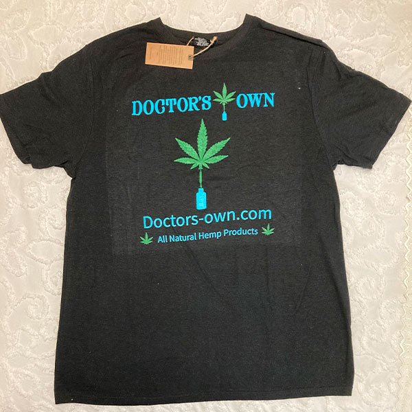 Hemp Shirt of Doctor's own